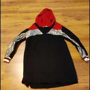 Tops - 3 for 49 Cut long hoodie